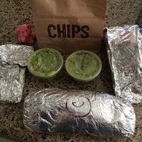 Photo taken at Chipotle Mexican Grill by Matt S. on 1/13/2014
