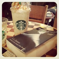 Photo taken at Starbucks by Andreea T. on 2/27/2013