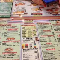 Photo taken at Waffle House by Lauren P. on 3/30/2013
