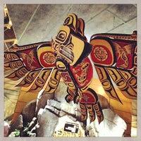 Photo taken at International Terminal by John M. on 3/14/2013