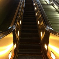 Photo taken at Civic Center Metro Station by Marco R. on 7/28/2013