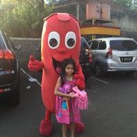Photo taken at Rumah Sosis by Farah S. on 8/16/2015