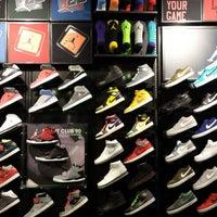 Photo taken at Foot Locker by Daniel J. on 9/1/2013