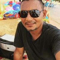 Photo taken at Praia do Cacau by Raimundo S. on 9/16/2016