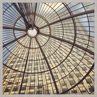 Photo taken at Canary Wharf by Roman C. on 7/4/2013