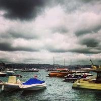Photo taken at Bebek Parkı by Bahadır K. on 6/14/2013