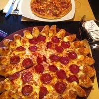 Photo taken at Pizza Hut by Nefeli A. on 6/4/2013