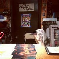 Photo taken at Som Records by Olivia U. on 11/26/2013
