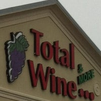 Photo taken at Total Wine & More by Stephen on 1/17/2013