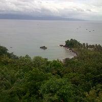 Photo taken at Villa Karang Aji by Risko P. on 2/22/2013