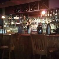Photo taken at Irregardless Cafe by Manuel M. on 3/31/2013
