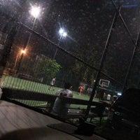 Photo taken at Lapangan Basket Duren Sakti by ctine y. on 5/14/2013