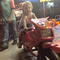 Photo taken at Universal Park by Giordana Ribeiro T. on 9/23/2012