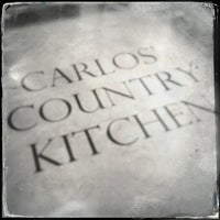 Photo taken at Carlos' Country Kitchen by Gary G. on 12/29/2012