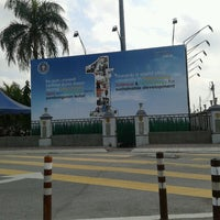 Photo taken at Universiti Tun Hussein Onn Malaysia (UTHM) by マイケルス コ. on 10/24/2012