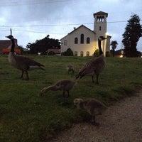 Photo taken at El Estero Park by Monika K. on 5/21/2014