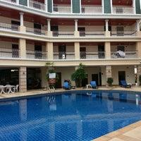 Photo taken at Kalim Resort by Suradech P. on 8/12/2013