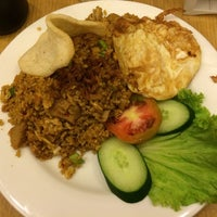 Photo taken at Kafe Betawi by Dimas on 8/23/2014
