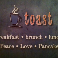 Photo taken at Toast by Dan W. on 2/15/2013