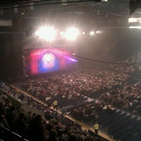 Photo taken at Motorpoint Arena by James J. on 3/28/2013