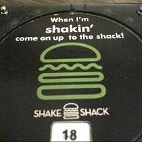 Photo taken at Shake Shack by 7ManDoOo on 11/2/2012