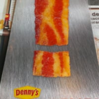 Photo taken at Denny's by Ashley M. on 4/30/2013