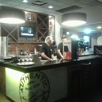 Photo taken at Santa Brasa Authentic Steaks by André E. on 6/13/2013
