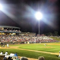 Photo taken at Fifth Third Bank Ballpark by Jay J. on 8/24/2013