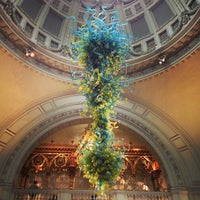 Photo taken at Victoria and Albert Museum (V&A) by Jay G. on 4/21/2013