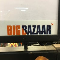 Photo taken at Big Bazaar by Azeem B. on 11/11/2015