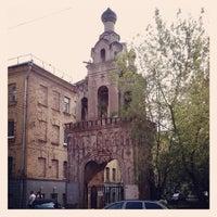 Photo taken at Бауманская улица by Максим Р. on 5/13/2013