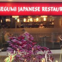 Photo taken at Megumi Japanese Restaurant by gerard t. on 6/4/2014