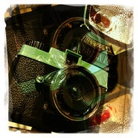 Photo taken at Lomography Gallery Store by Rachid M. on 5/29/2013