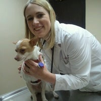 Photo taken at McKillip Animal Hospital by Laura K. on 1/14/2013