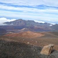 Photo taken at Pu'u 'ula'ula (Haleakalā Summit) by Hugh T. on 6/25/2013