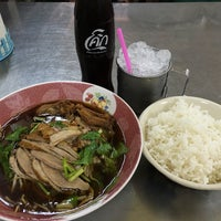 Photo taken at วัฒนาพานิช เกาเหลาเนื้อ by Saran Y. on 11/5/2015