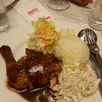 Photo taken at Kenny Rogers Roasters by Adli K. on 5/12/2016