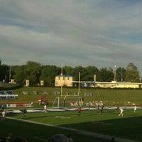 Photo taken at Yager Stadium by Bob S. on 9/14/2012