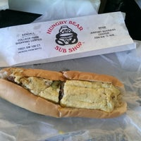 Photo taken at Hungry Bear Sub Shop by Victor K. on 9/26/2014