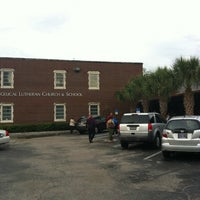 Photo taken at Trinity Lutheran School by Ken D. on 4/4/2013