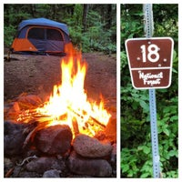 Photo taken at Willamette National Forest by Aaron R. on 7/21/2013