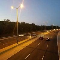 Photo taken at Edens Expressway by John R. on 10/9/2016