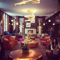 Photo taken at Kimpton Hotel Allegro by Dani P. on 5/18/2013