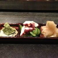 Photo taken at Masu Sushi by Phillip K. on 2/27/2013
