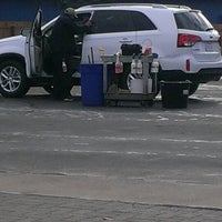 Photo taken at Mister Car Wash & Express Lube by David P. on 12/29/2013