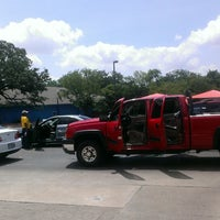 Photo taken at Mister Car Wash & Express Lube by David P. on 8/4/2013