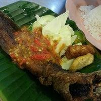 Photo taken at Banafee Village Restaurant by T-na R. on 4/23/2013