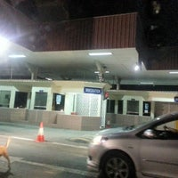 Photo taken at Sg. Tujuh Checkpoint (Brunei) by Cahaya A. on 10/1/2012