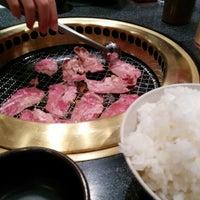 Photo taken at 焼肉 やる気 高野店 by Kenji S. on 11/1/2014