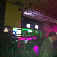 Photo taken at Praga Bar Curicó by Virginia M. on 10/4/2012